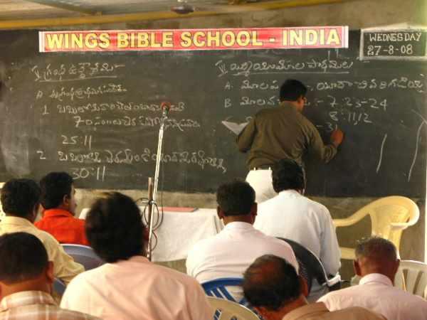 Missions in India