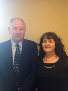 Glenn and Judy Brown